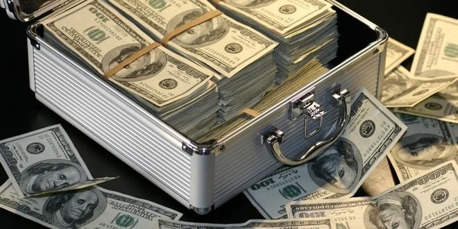 Валюта в долларах