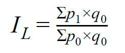 Методы расчёта инфляции