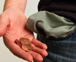 Где взять денег человеку с работой и без нее