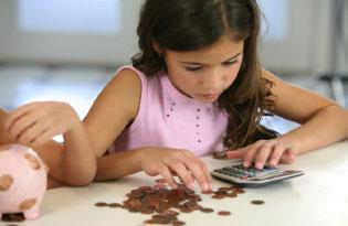 Как школьнику накопить крупную сумму денег
