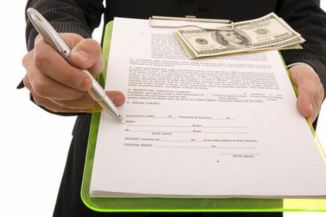 Договор дарения денег между близкими родственниками: образец 2019 года