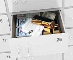 Условия использования банковской ячейки в Сбербанке
